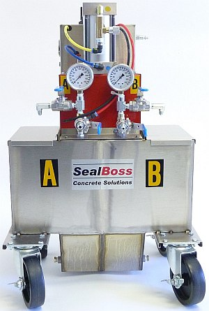Sealboss Epoxy Pump Epoxy Injection Pump Epoxy Machine